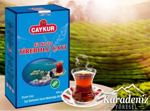 Çaykur 42 Nolu Tirebolu Çayı 500gr