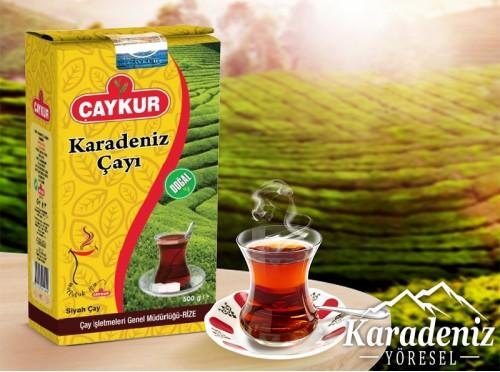Çaykur Karadeniz Çayı 1000gr