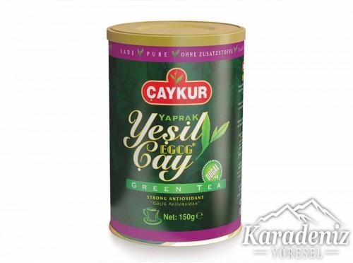Çaykur Yaprak Yeşil Çay 150gr - Sade