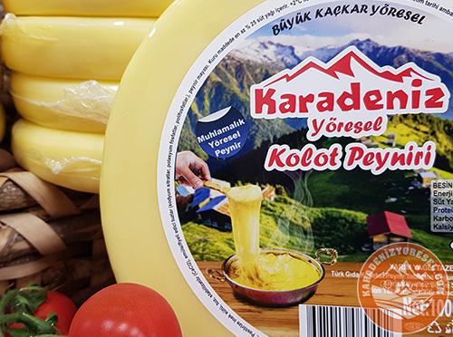 Karadeniz Yöresel Kolot Peyniri 1kg