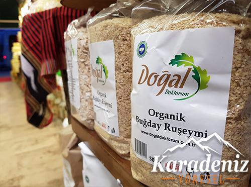 Organik Buğday Ruşeymi 500gr