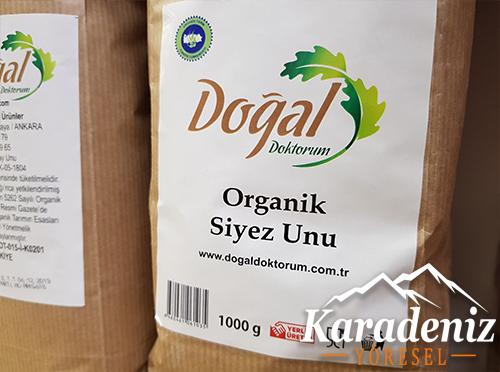 Organik Siyez Unu 1kg