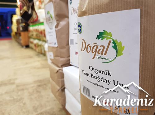 Organik Tam Buğday Unu 1kg