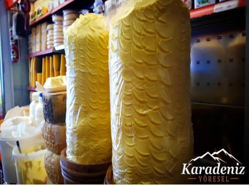 Trabzon Sürmene Yayık Tereyağı 500g